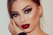Ball makeup