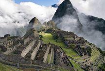 Arqueología - Machu Picchu - Perú
