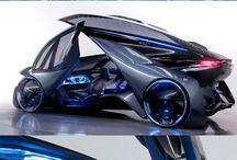 cars, bikes...techno