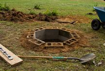 fire pits in ground