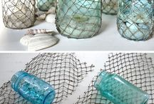 Nautical Decor / Give your home or space a Nautical feel....