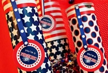 4th of July Ideas / by Cathy Rowe Guilette