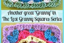 Granny squares / by kelley shourds