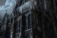 Dark, Gothic, and Fantasy Art