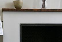 Fireplace / by Jess Gildener