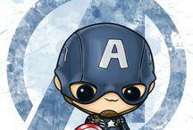 Marvel hősök