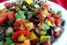 Pepper Salads