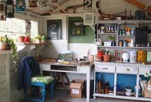 decorate my she shed