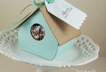 Bird house / Gift box