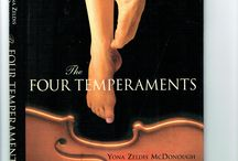 THE FOUR TEMPERAMENTS / This is my first novel; it is about a young ballet dancer who has an affair with older, married violinist...and then falls in love with his (also married) son. Ballet and classical music are two main themes in the novel.