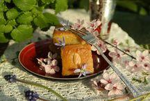 Migdałowa Naamoura z kwiatem pomarańczy
