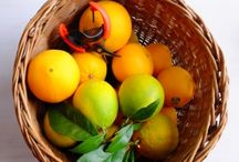 Oranges / Organic oranges from Sicily