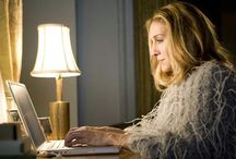 Lovely Carrie Bradshaw