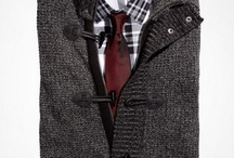 Men's Fashion / by Rene D.