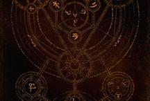 Alchemy Drawings