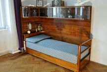 Gauc , sofa , divan , ottoman , vintage , retro , furniture design