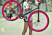 Bike swag / by Ganesha Mitchem