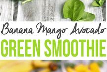 smoothie/juice recipe