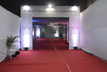 Raj Grandeur Channel Partner Meet / Date – 26th April 2014  Venue – Raj Grandeur and Rodars Powai     www.rajeshlifespaces.com