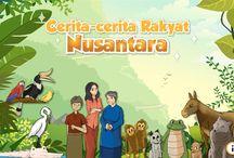 Cerita Rakyat Indonesia