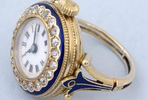 ring with watch