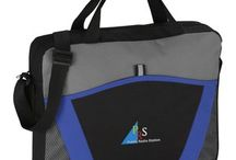 Branded Business Bags / Keep essential documents in order during the commute in promotional business bags.
