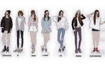 BTS Clothing Needs!!!