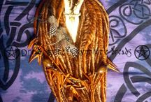 Hocus Pocus / Dreads by Dread Witch's Synthetic Dreads