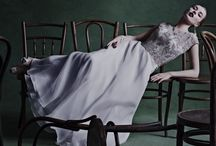Floral Symphony Campaign / Alan Hannah couture wedding gowns 2015