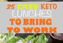 Breadless lunches