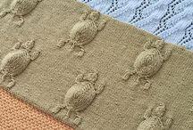 Baby knitting& Blankets knitting