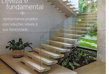 Escaleras interiores