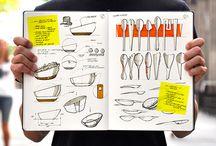 Design scrap book