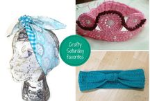 Pretty hair / A collection of beautiful hair accessories on Pinterest  / by Lilybels