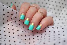 Nail ideas / by Rebecca Popeck