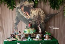 Fiesta dinosaurios
