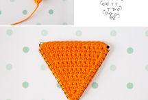 Guirnaldas a crochet
