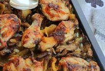 receta de frango