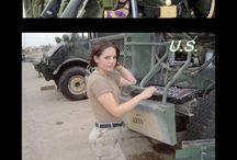 Női fegyveresek
