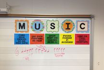 Music: Classroom Management / by Jackie Batteiger