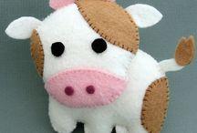 Koeien (cows) / Mijn lievelingsdier de KOE...