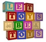 Let toys be toys / Let Toys Be Toys is asking retailers to stop limiting children's interests by promoting some toys as only suitable for girls, and others only for boys.Toys are for fun, for learning, for stoking imagination and encouraging creativity.