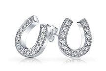 Equestrian Jewellery Earrings