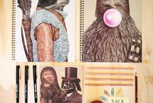 BACK TO SCHOOL / Things to make study fun!