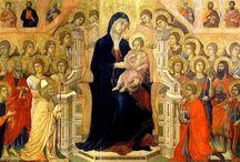 Ea: Duccio da Buoninsegna / Pittore italiano - Siena (1255 - 1319)