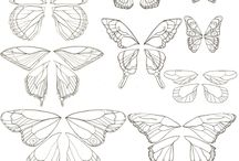 Butterfly/Fjärilar