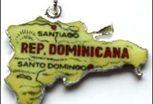 Vintage Charms - Maps & Flags