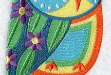 Machine Embroidery Downloads
