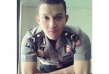 Foto Polisi Gagah
