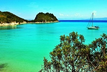 Paxoi&Antipaxoi islets  Small gems a breath away from Corfu! / http://www.facebook.com/lifethinktravel